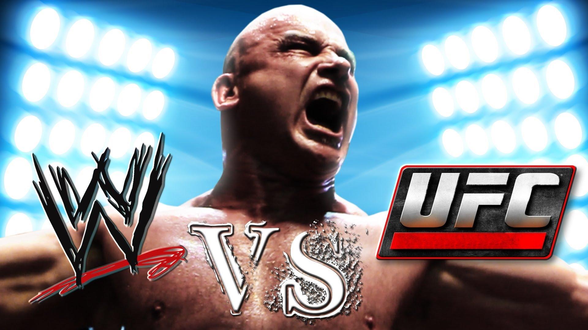 UFC vs. WWE