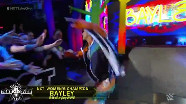Emerson NOT w/ Bayley