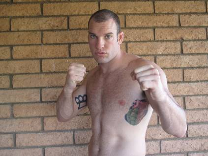 Richard Hale courtesy Bellator